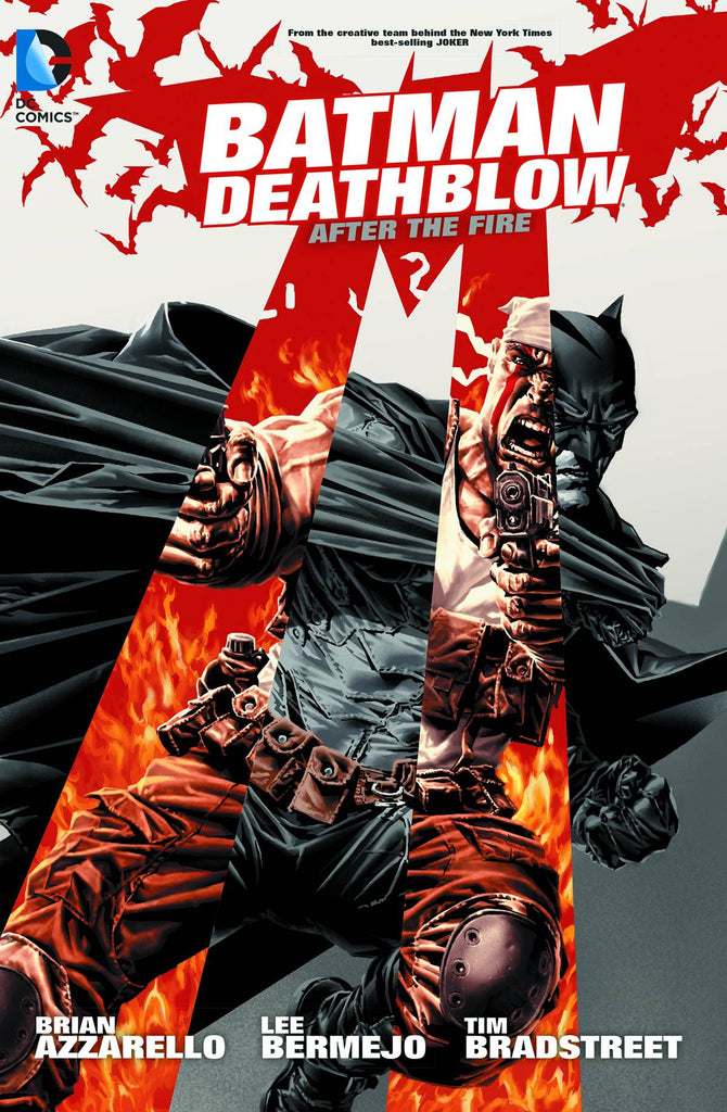 Batman Deathblow After The Fire TP