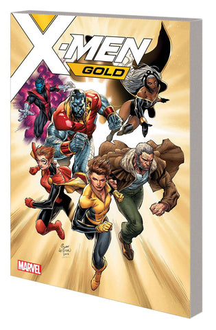 X-Men Gold TP Vol 01 Back To Basics