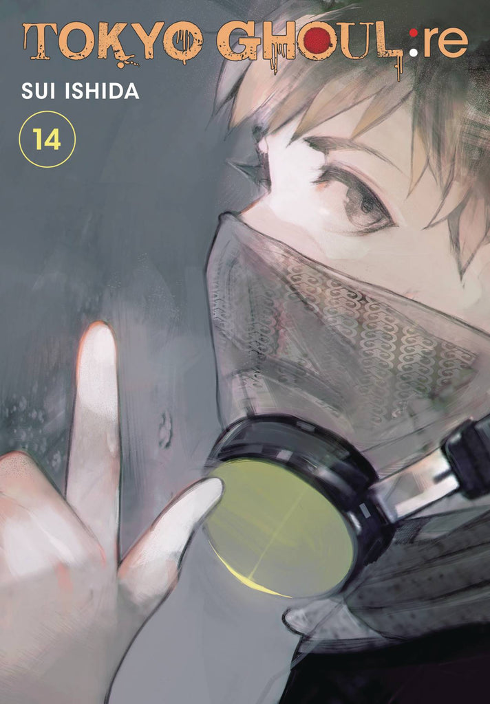 TOKYO GHOUL RE GN VOL 14 (C: 1-0-1)
