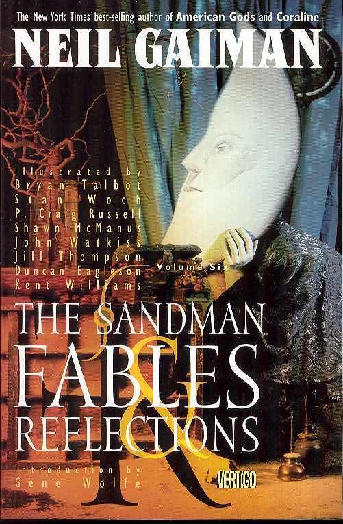Sandman Tp Vol 06 Fables And Reflections