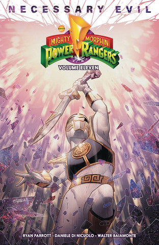 MIGHTY MORPHIN POWER RANGERS TP VOL 11 (C: 1-1-2)