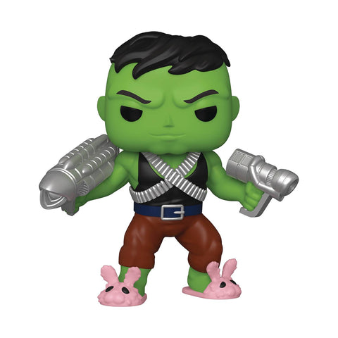 PX Exc POP Marvel Heroes - Professor Hulk 6in