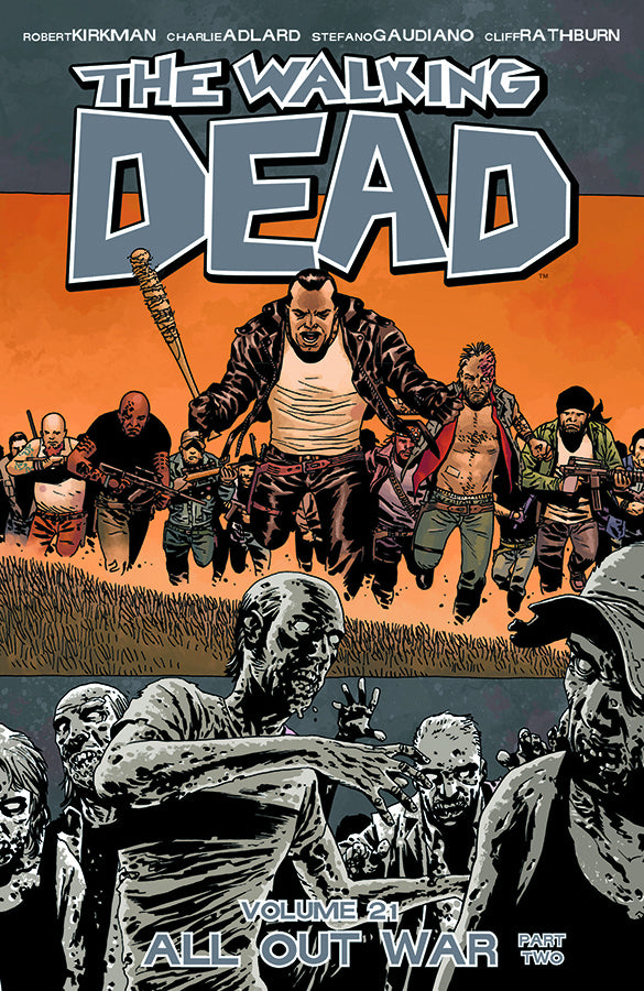 WALKING DEAD TP VOL 21
