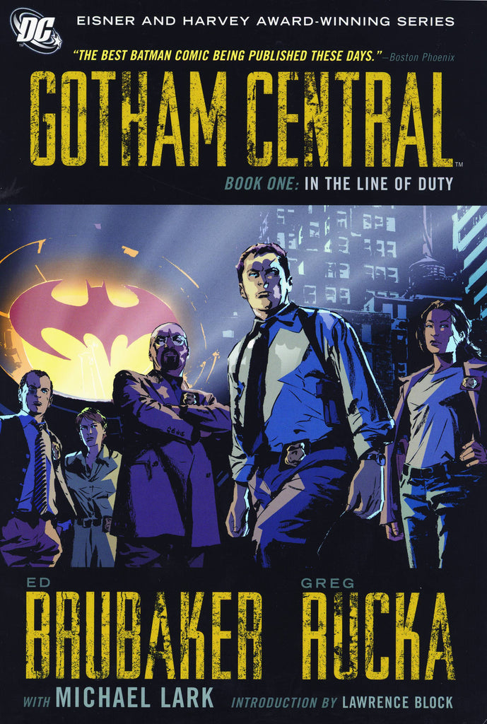 Gotham Central TP Book 01 In The Line Of Duty (Dec100248)
