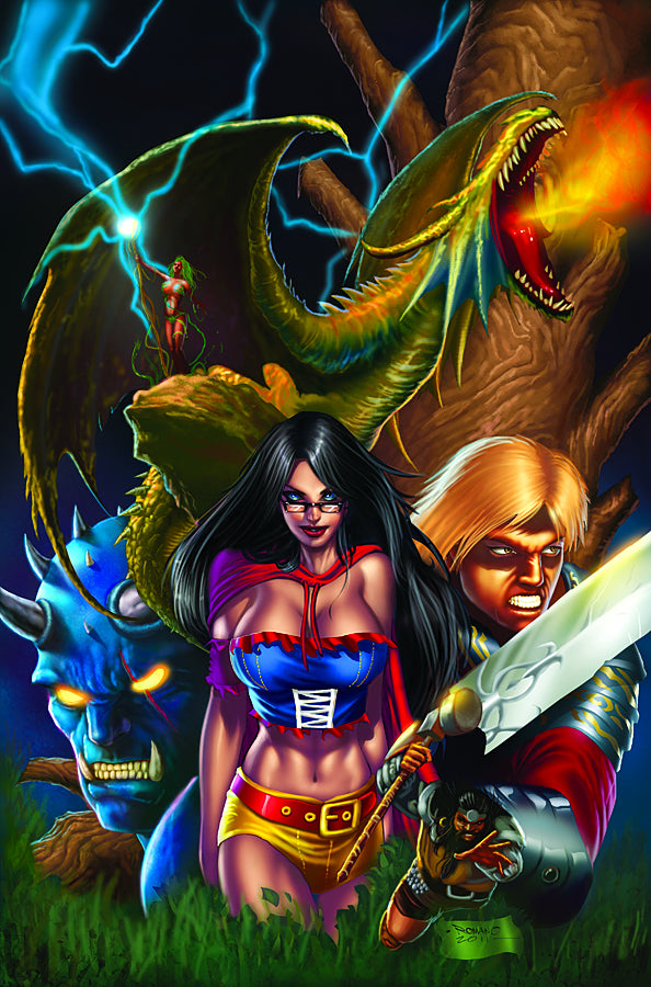 Grimm Fairy Tales Tp Vol 10