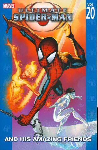 Ultimate Spider-Man TP Vol 20 And His Amazing Friends