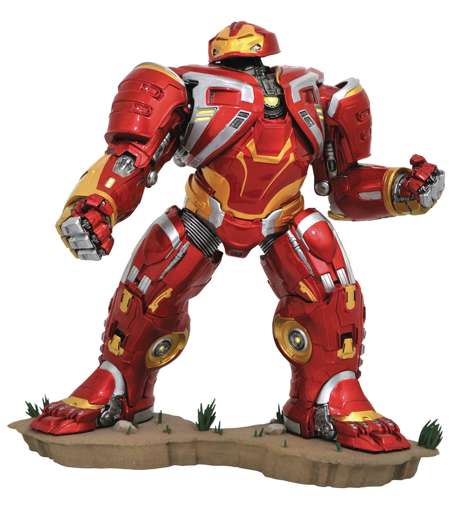 Gallery MCU - A3 Hulkbuster Deluxe