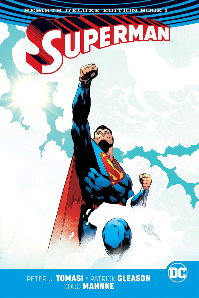 Superman DLX (Rebirth) Coll HC Book 01