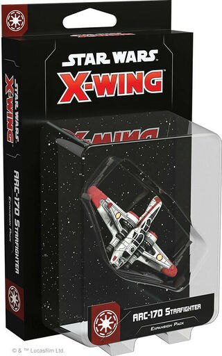 Star Wars: X-Wing 2E - ARC-170 Starfighter