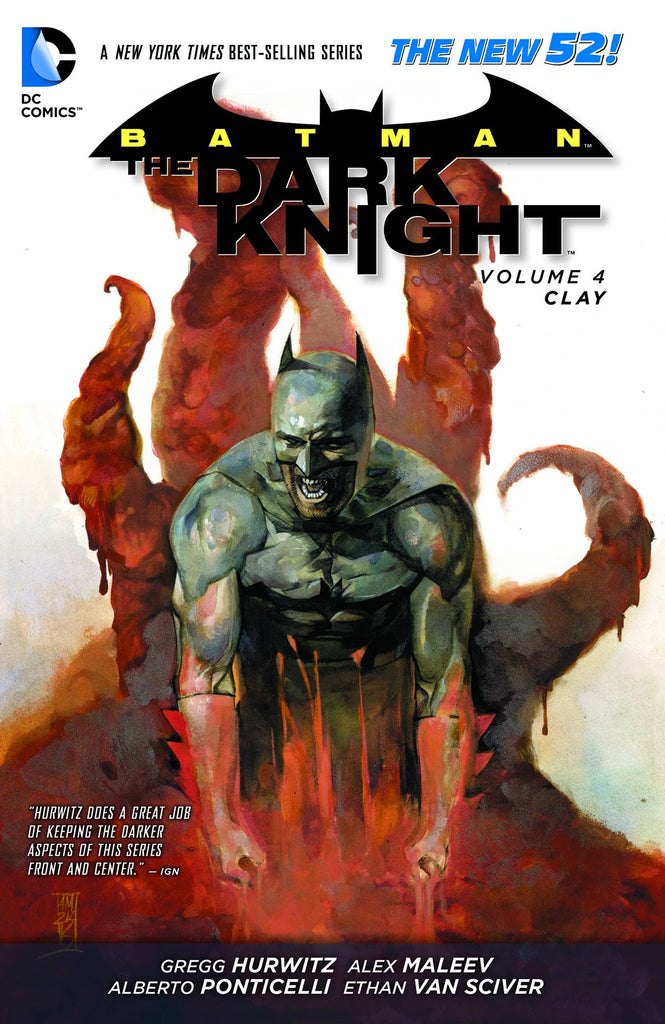 Batman The Dark Knight Tp Vol 04 Clay (N52)