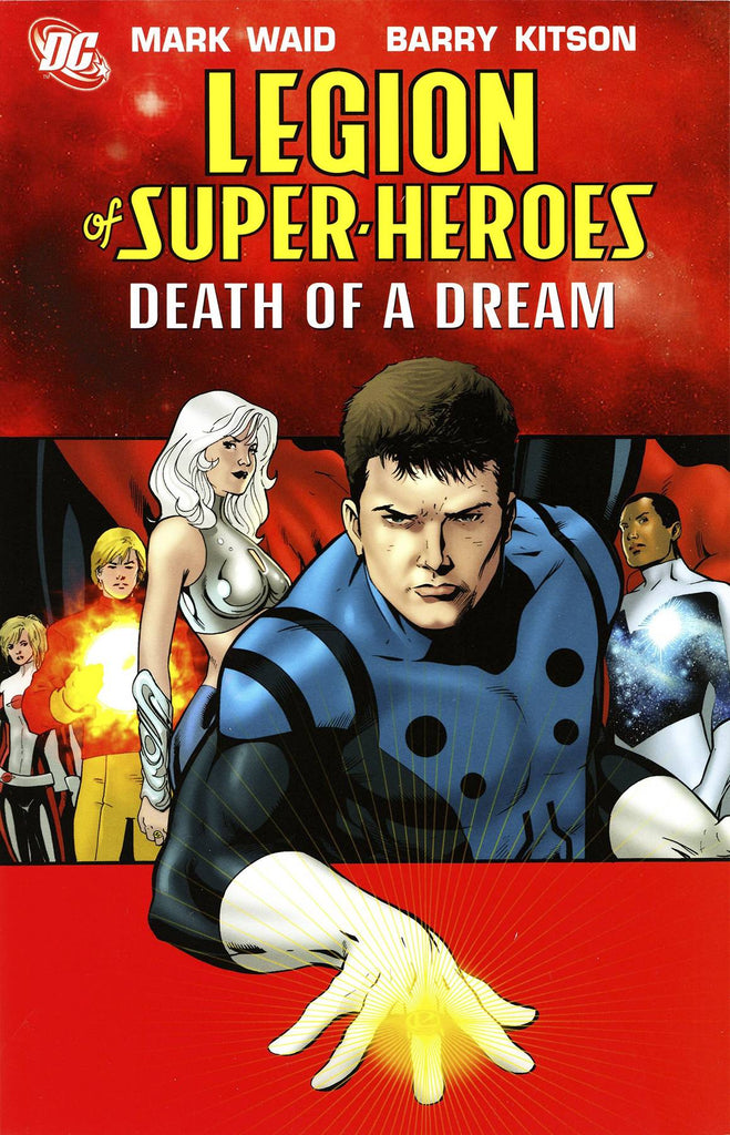 LEGION OF SUPER HEROES TP VOL 02 DEATH OF A DREAM