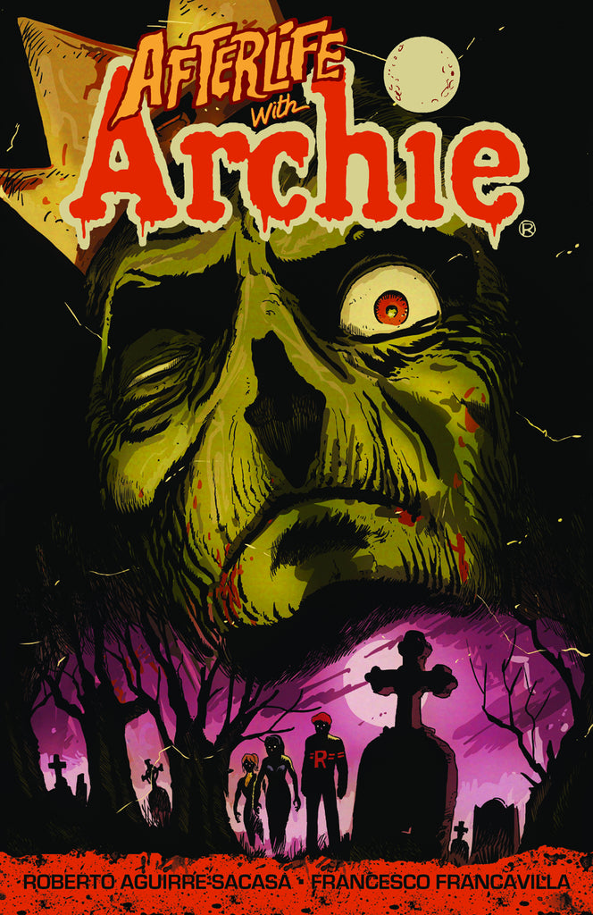 Afterlife With Archie TP Bm Ed New Ptg