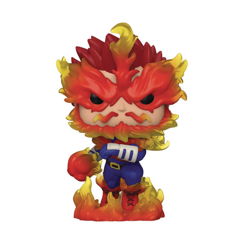 POP MHA - Endeavor