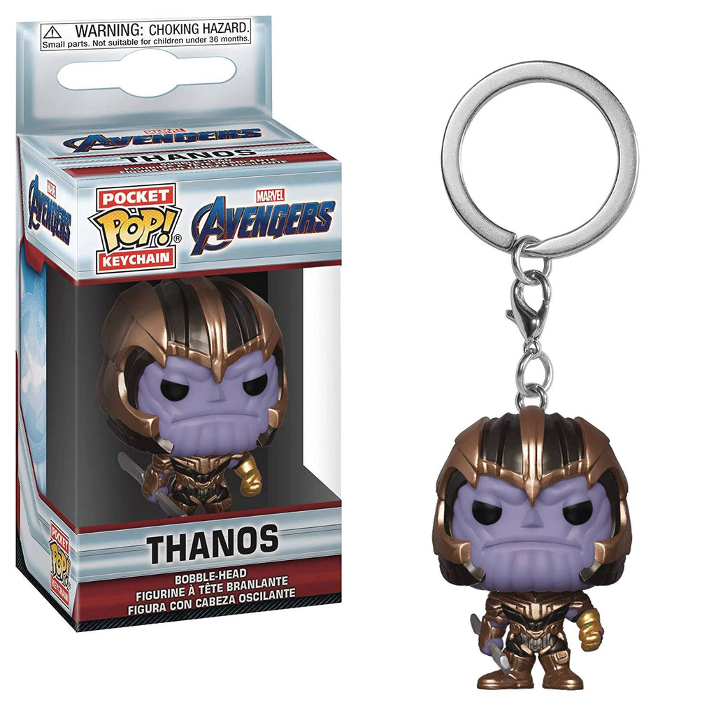 Pocket POP MCU - A4 Thanos