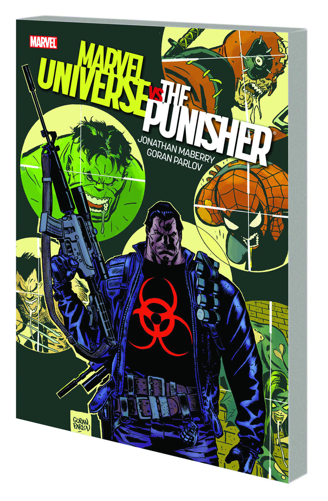 Marvel Universe Vs Punisher TP