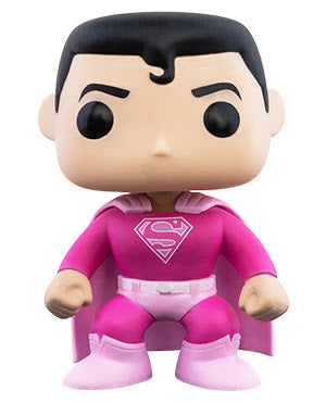 POP DC Heroes - Superman Pink (BCA)