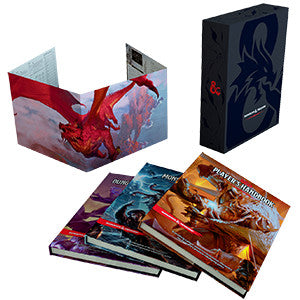 D&D 5th Edition: Core Rulebook Gift Set