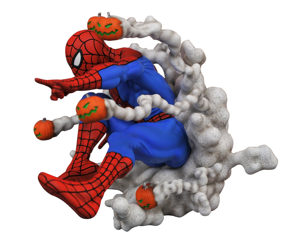 Gallery Marvel - Spider-Man Pumpkin Bomb