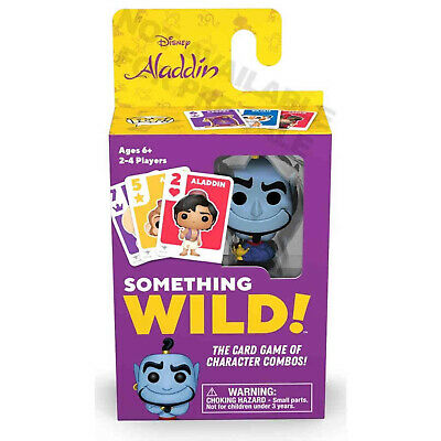 Funko Games - Something Wild Aladdin