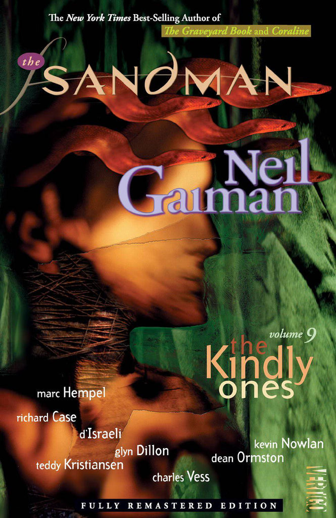 Sandman TP Vol (New Ed) 09 The Kindly Ones