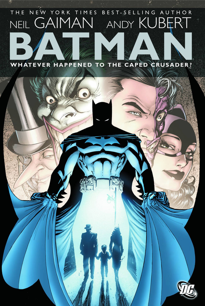 Batman Whatever Happened To The Caped Crusader TP