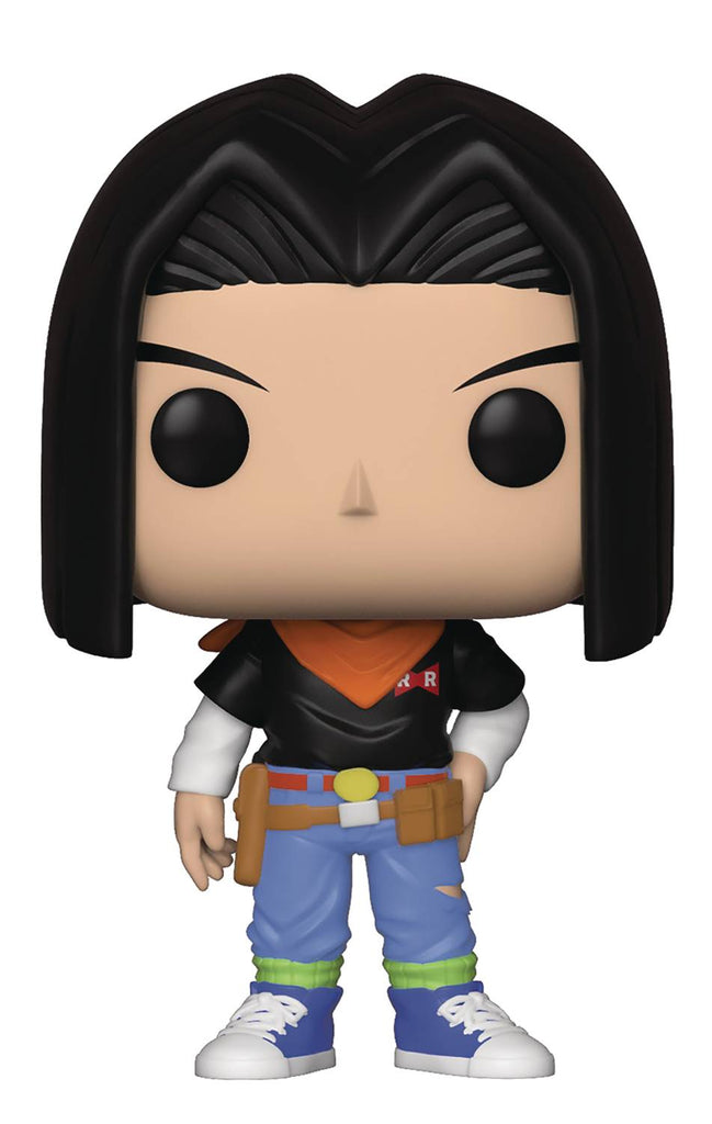 POP DBZ - Android 17