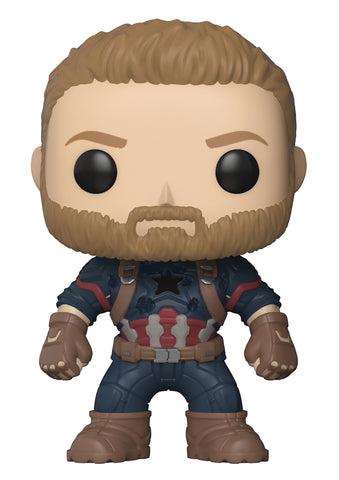 POP Marvel MCU - AV3 Captain America