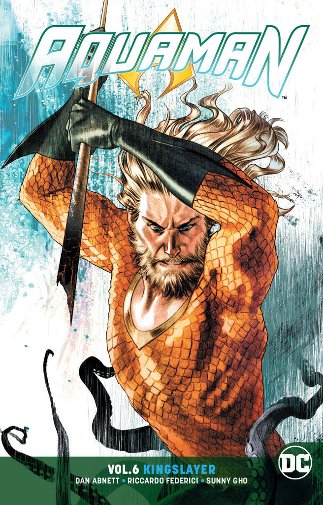 Aquaman TP Vol 06 Kingslayer