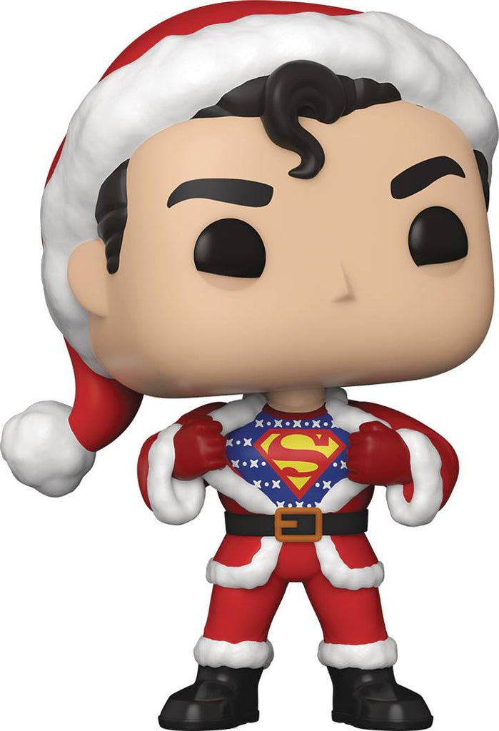 POP DC Holiday - Superman w/Sweater