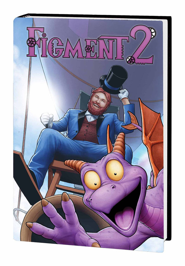 Figment 2 HC Legacy Of Imagination