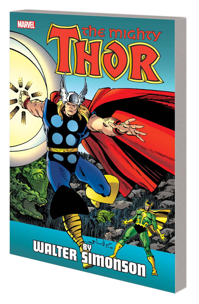 Thor By Walter Simonson TP Vol 04