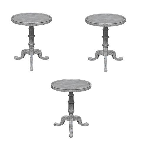 WZK DnD Mini - Small Round Tables