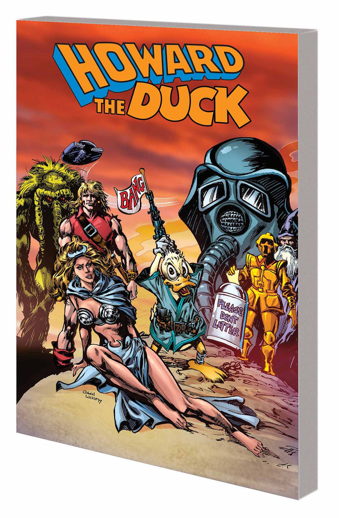 Howard The Duck TP Complete Collection Vol 02