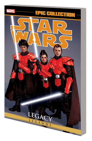 Star Wars Legends Epic Collection Legacy TP Vol 01