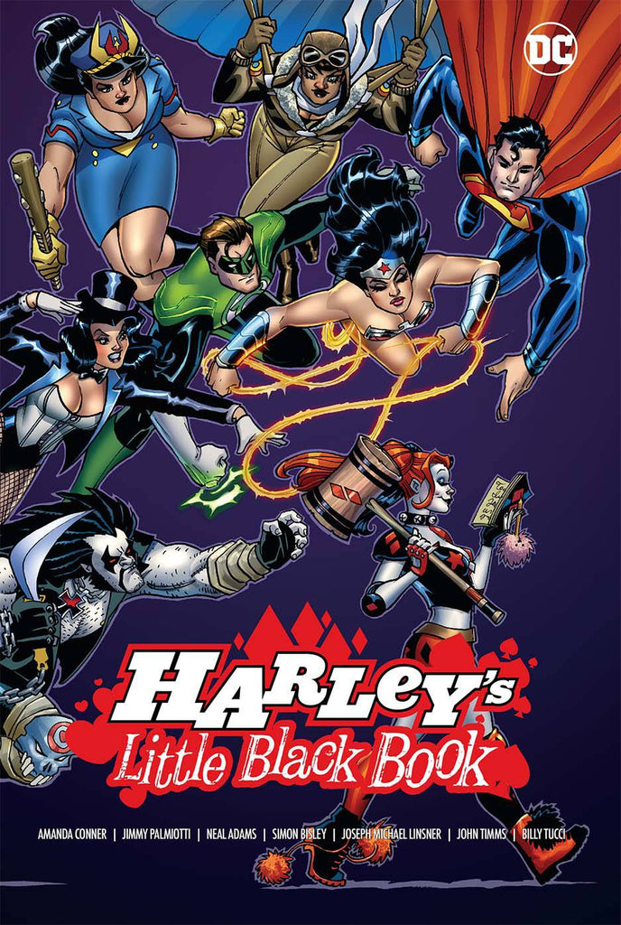 Harleys Little Black Book HC