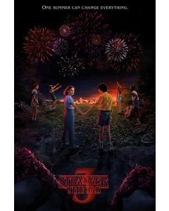 POSTER - Stranger Things Season 3