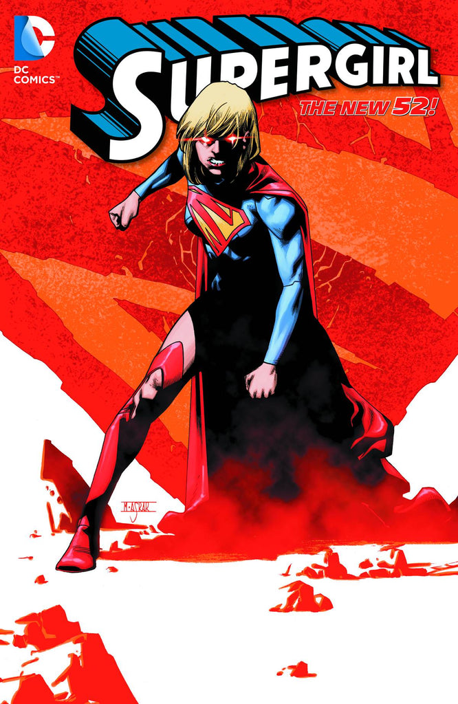 Supergirl TP (N52) Vol 04 Out Of The Past