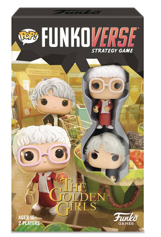 Funko Games - Golden Girls Expandalone