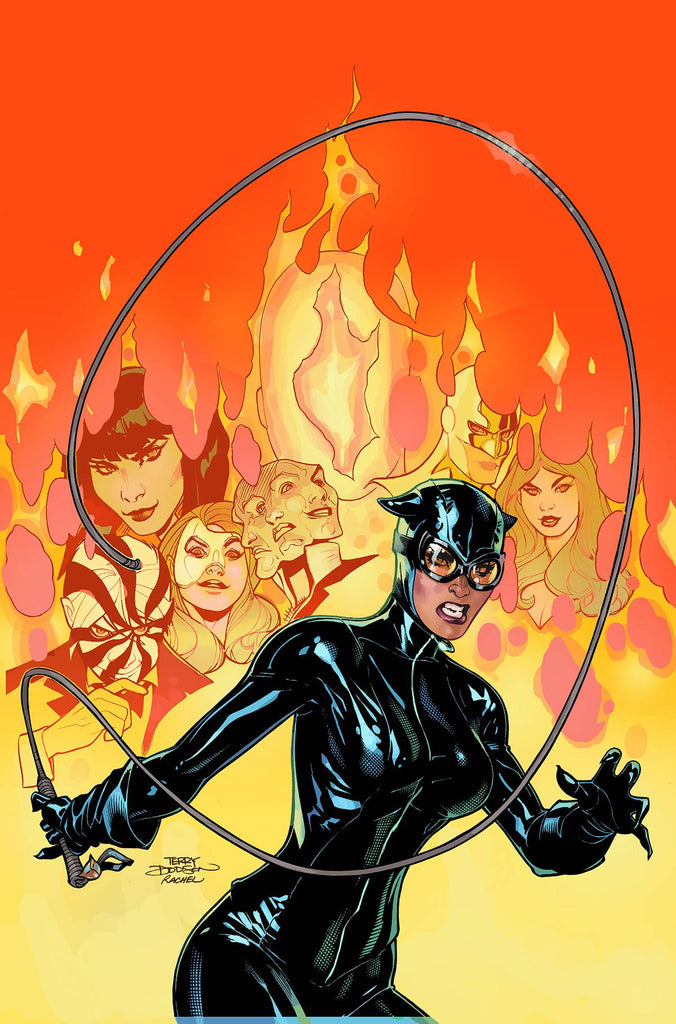 Catwoman TP (N52) Vol 05 Race Of Thieves