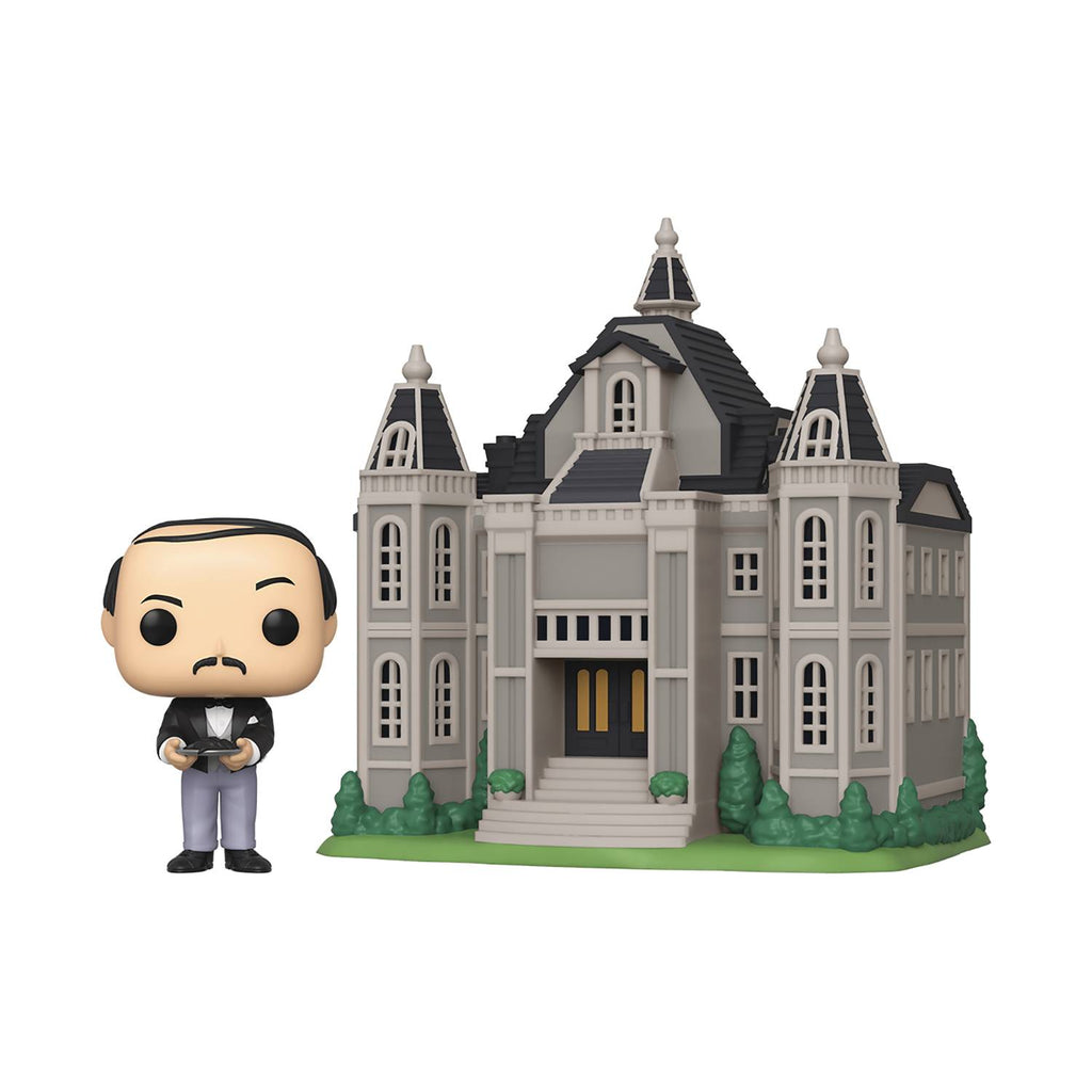 POP DC Town - Wayne Manor & Alfred