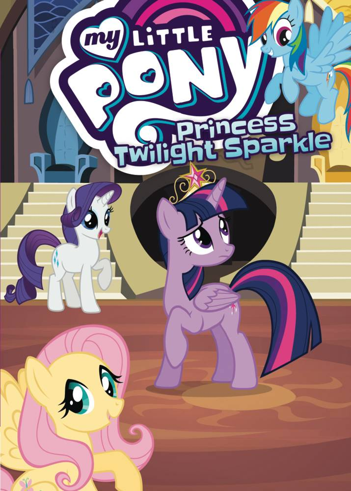 MY LITTLE PONY TP VOL 07 PRINCESS TWILIGHT SPARKLE (C: 1-0-0