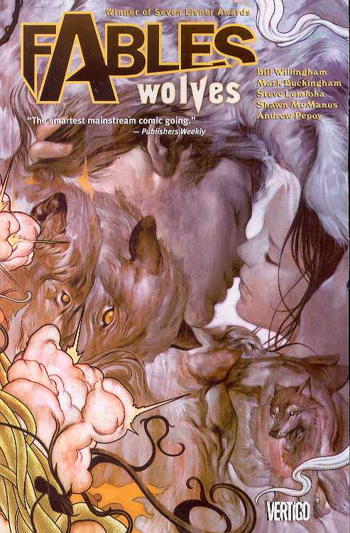 Fables TP Vol 08 Wolves