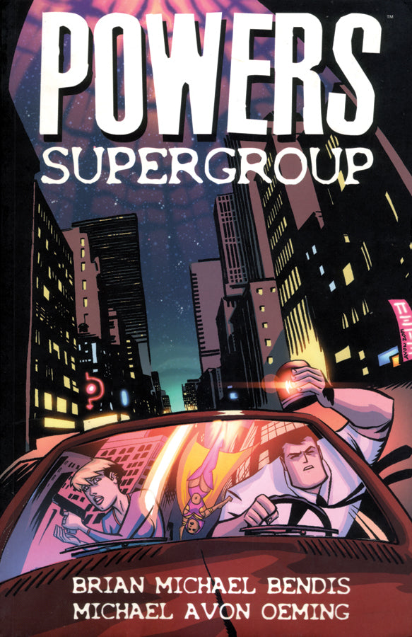 Powers Tp Vol 04 Supergroup
