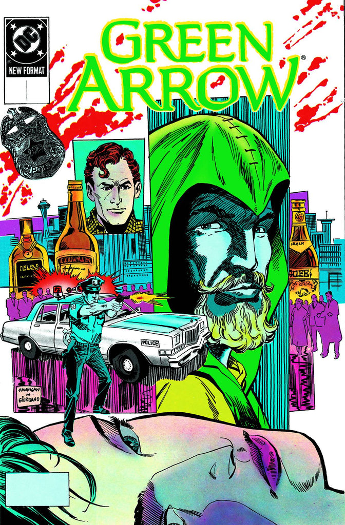 Green Arrow TP Vol 03 The Trial Of Oliver Queen