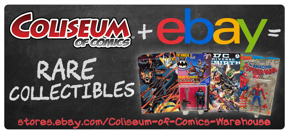 Coliseum of Comics eBay Store