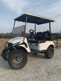 2017 EZGO TXT GAS STORM EDITION