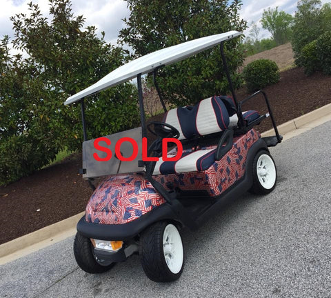 2013 CLUB CAR PRECEDENT ELECTRIC 4 PASSENGER