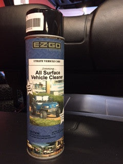 All Surface Vehicle Cleaner