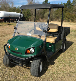 Used 2016 Cushman Hauler 1200 Gas Utility Golf Cart