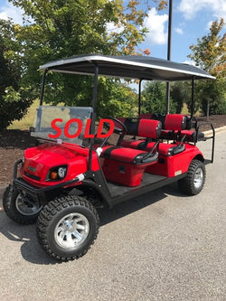 2018 E-Z-GO EXPRESS L6 ELECTRIC 6 PASSENGER